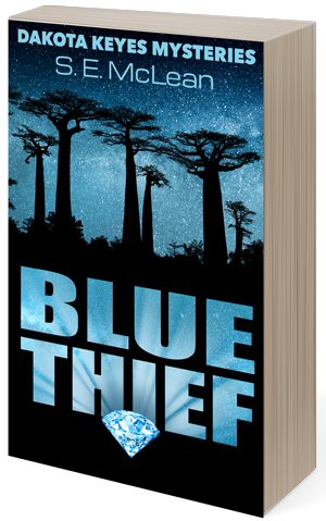 Blue Thief Book