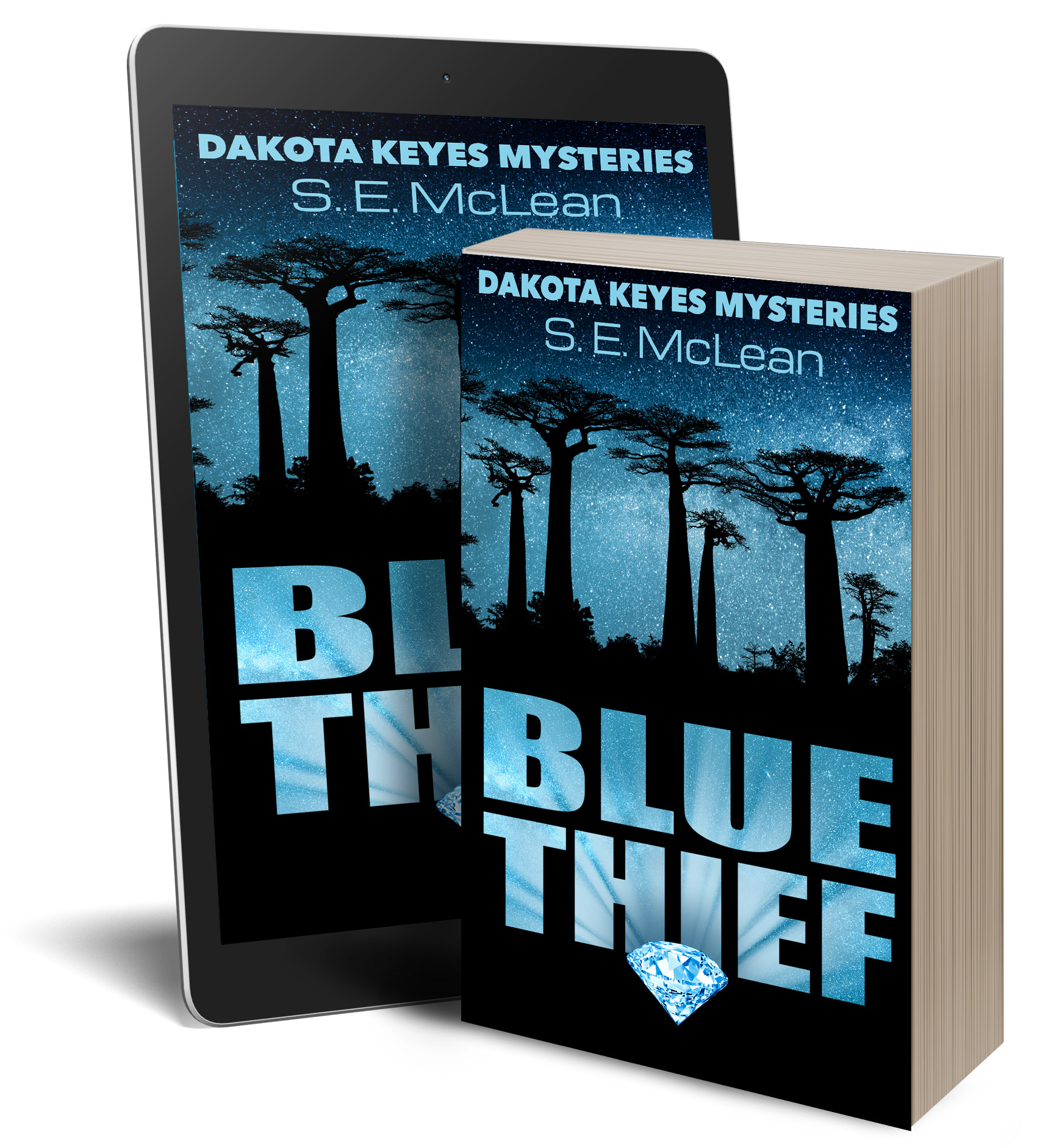 Blue Thief