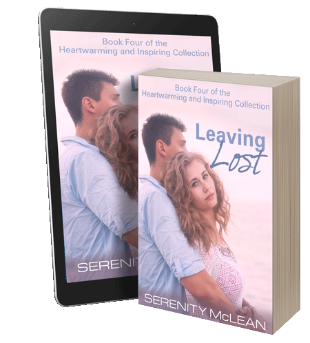 leaving lost Book