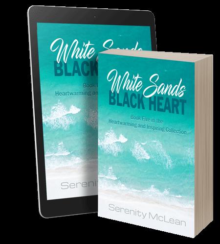 White Sands Black Heart Book